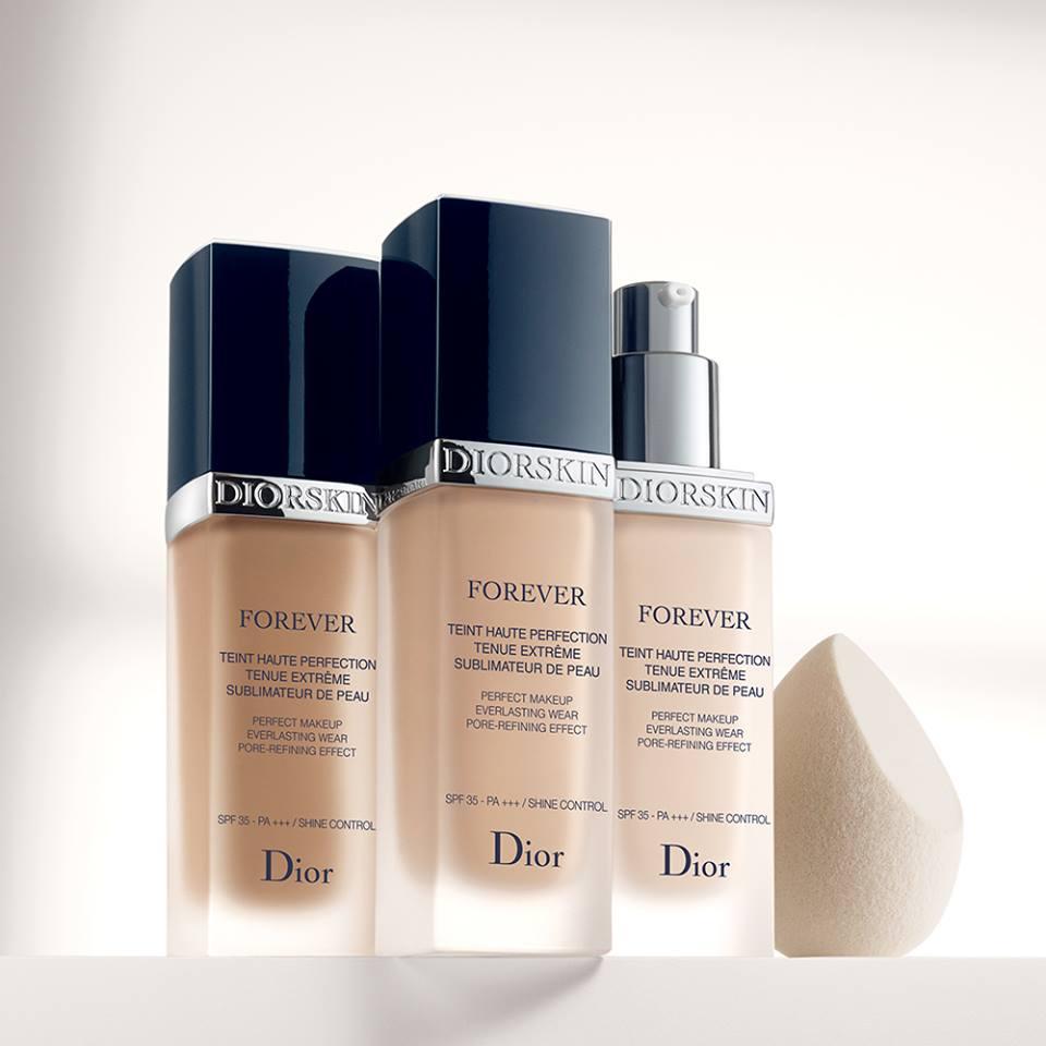 Diorskin Forever – Maquilhagem Forever