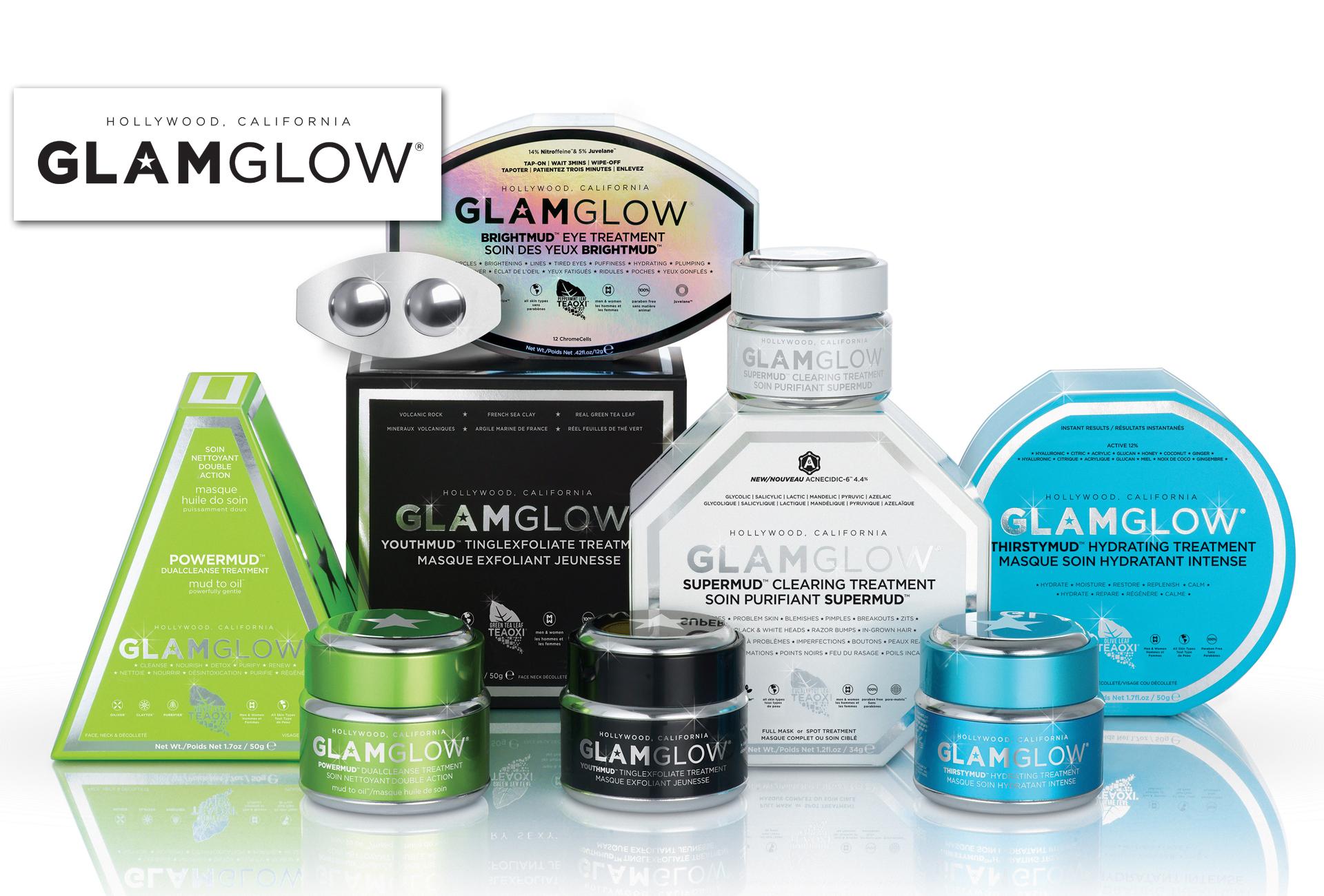 Máscaras Faciais GlamGlow Face Masks são o Segredo de Beleza de Hollywood
