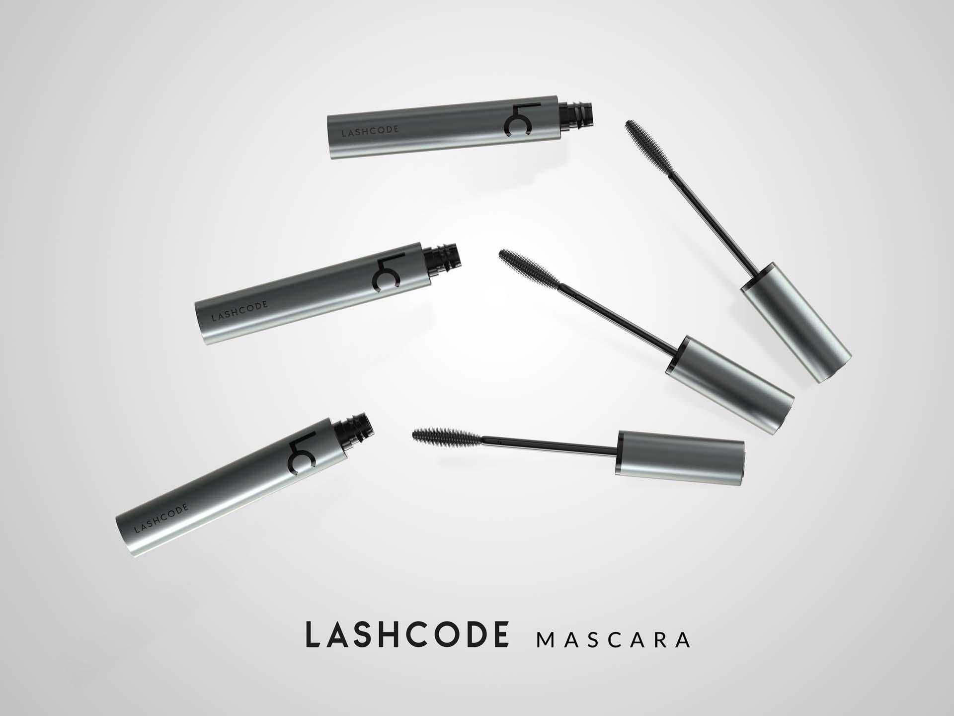 Máscara Lashcode condicionadora. Aparência cativante num piscar de olhos
