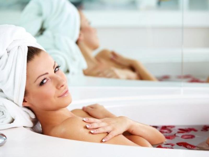 SPA herbal para o cabelo e os sentidos – melhores receitas para banhos em casa